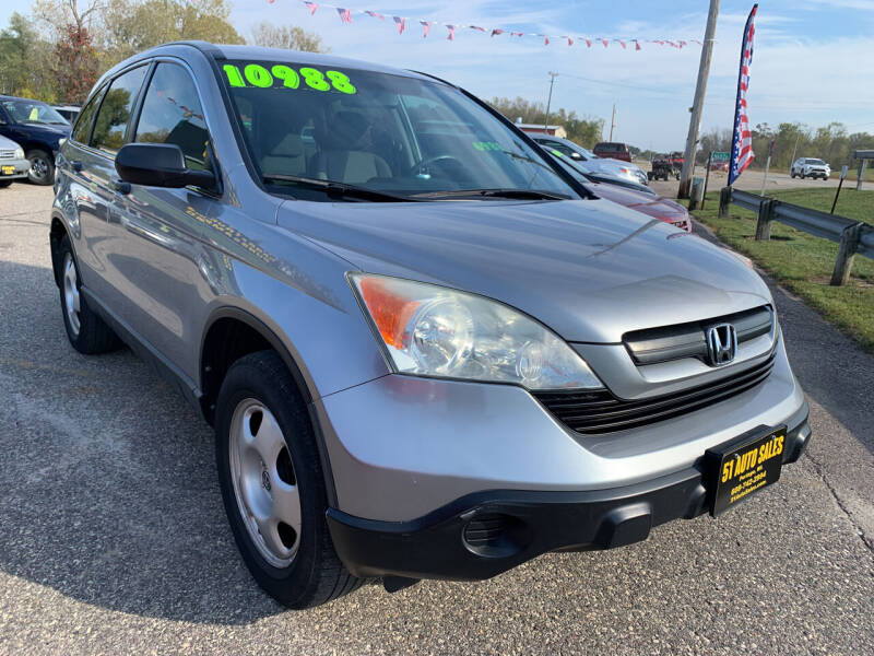 2008 Honda CR-V for sale at 51 Auto Sales Ltd in Portage WI