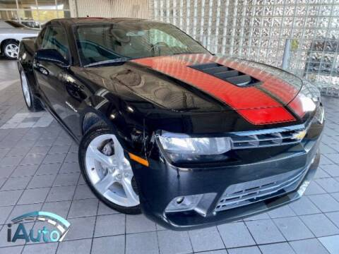 2014 Chevrolet Camaro for sale at iAuto in Cincinnati OH