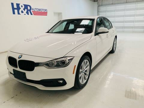 2018 BMW 3 Series for sale at H&R Auto Motors in San Antonio TX