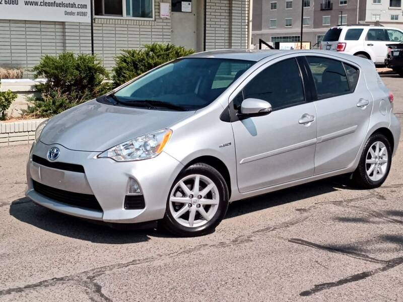 2014 Toyota Prius c for sale at Clean Fuels Utah - SLC in Salt Lake City UT
