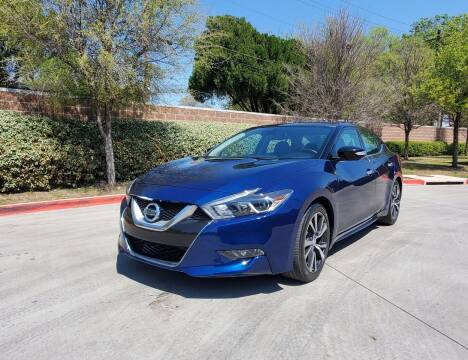 2017 Nissan Maxima for sale at International Auto Sales in Garland TX