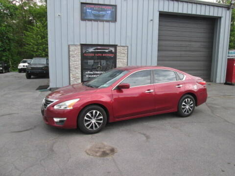 2014 Nissan Altima for sale at Access Auto Brokers in Hagerstown MD