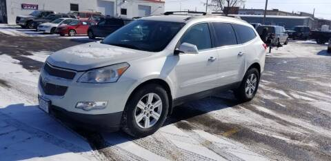 2012 Chevrolet Traverse for sale at Tower Motors in Brainerd MN