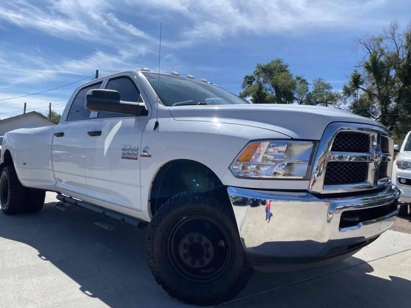 2017 RAM Ram Pickup 3500 for sale in Colorado Springs, CO