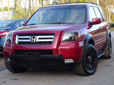 2006 Honda Pilot for sale at Deal Maker of Gainesville in Gainesville FL