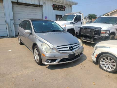 2008 Mercedes-Benz R-Class for sale at DFW AUTO FINANCING LLC in Dallas TX