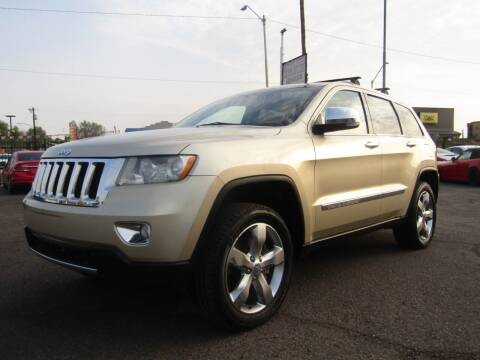 2011 Jeep Grand Cherokee for sale at More Info Skyline Auto Sales in Phoenix AZ