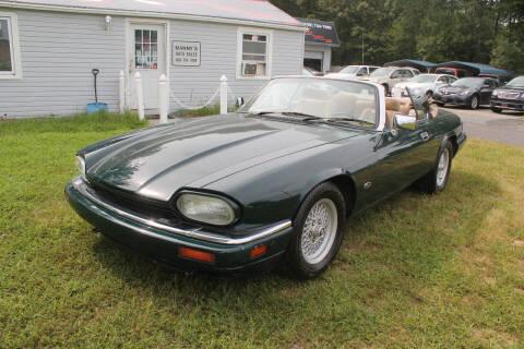 1994 Jaguar XJ-Series for sale at Manny's Auto Sales in Winslow NJ