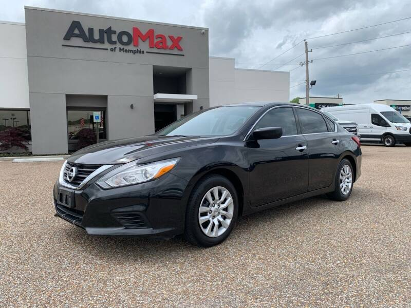 2016 Nissan Altima for sale at AutoMax of Memphis - V Brothers in Memphis TN