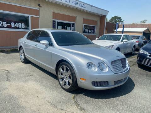 2006 Bentley Continental for sale at City to City Auto Sales in Richmond VA