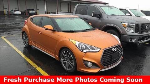2016 Hyundai Veloster for sale at Nyhus Family Sales in Perham MN