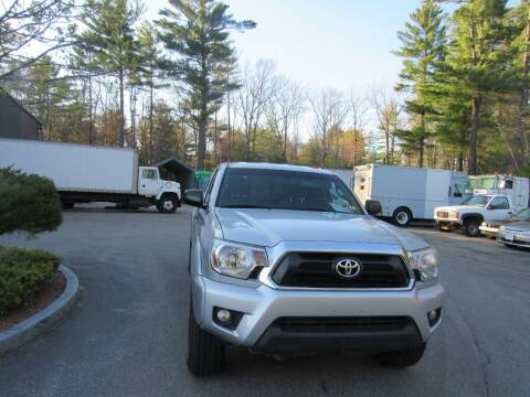 2013 Toyota Tacoma for sale at Heritage Truck and Auto Inc. in Londonderry NH