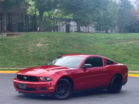 2011 Ford Mustang for sale at Diamond Automobile Exchange in Woodbridge VA