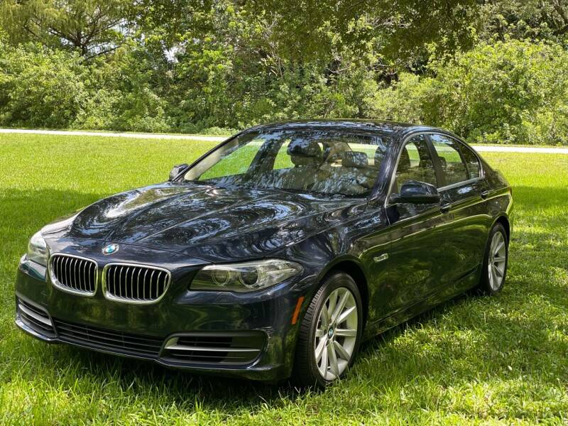 2014 BMW 5 Series for sale at CAR UZD in Miami FL