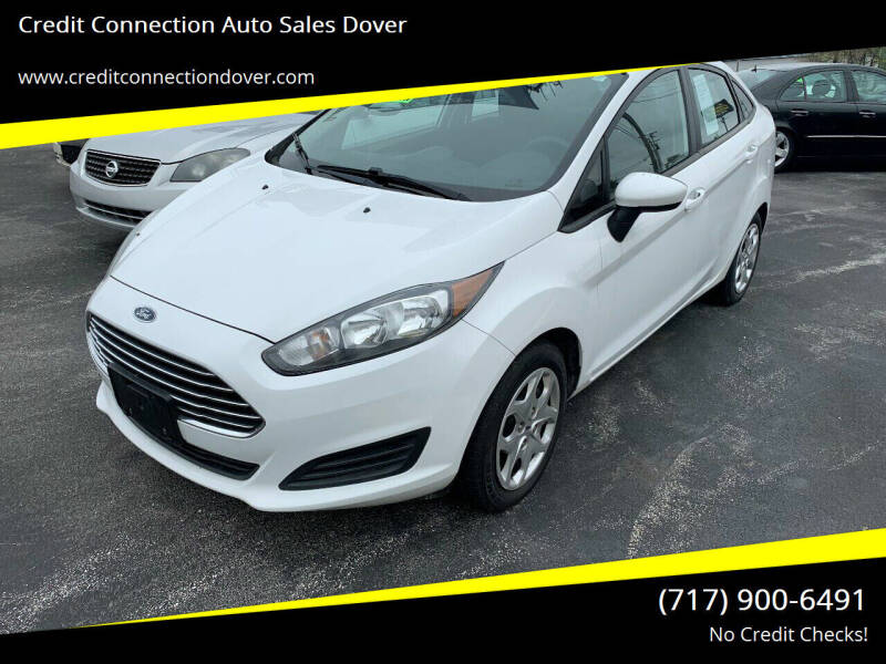 2014 Ford Fiesta for sale at Credit Connection Auto Sales Dover in Dover PA
