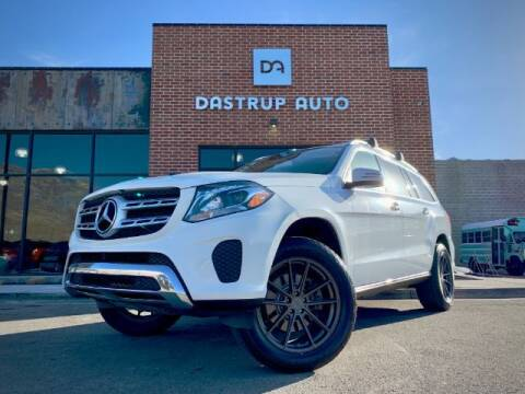2017 Mercedes-Benz GLS for sale at Dastrup Auto in Lindon UT