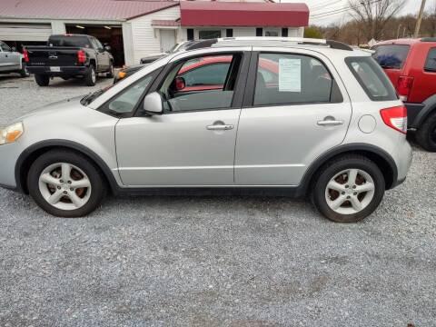 2009 Suzuki SX4 Crossover for sale at Magic Ride Auto Sales in Elizabethton TN