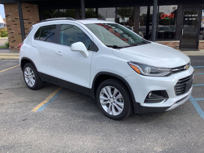 2020 Chevrolet Trax for sale in Chesterfield, MI