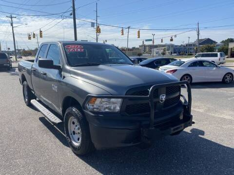 2013 RAM Ram Pickup 1500 for sale at Sell Your Car Today in Fayetteville NC