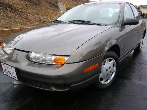 2001 Saturn S-Series for sale at Trini-D Auto Sales Center in San Diego CA