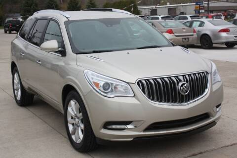 2014 Buick Enclave for sale at Sandusky Auto Sales in Sandusky MI