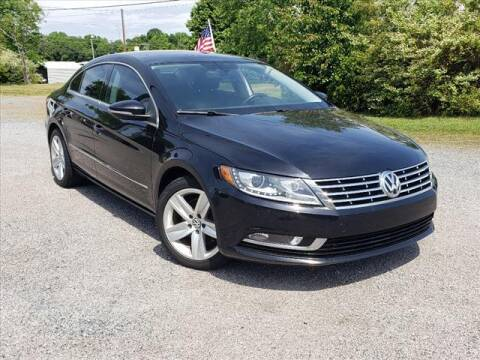 2013 Volkswagen CC for sale at Auto Mart in Kannapolis NC