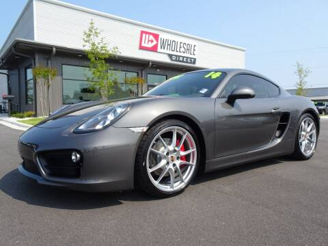 2014 Porsche Cayman for sale at Wholesale Direct in Wilmington NC