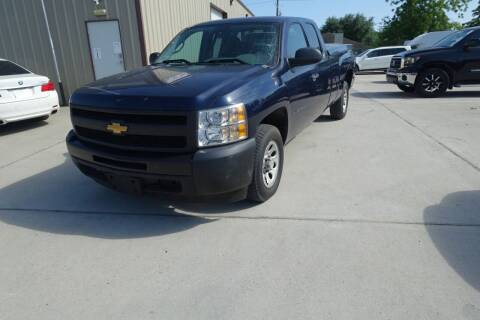 2012 Chevrolet Silverado 1500 for sale at Universal Credit in Houston TX