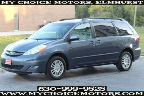 2007 Toyota Sienna for sale at My Choice Motors Elmhurst in Elmhurst IL