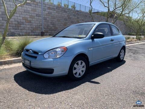2007 Hyundai Accent for sale at AUTO HOUSE TEMPE in Tempe AZ