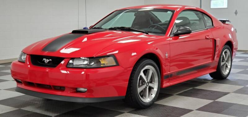 2003 Ford Mustang for sale at 920 Automotive in Watertown WI