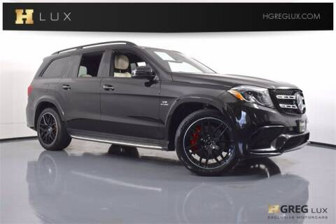 2019 Mercedes-Benz GLS for sale at HGREG LUX EXCLUSIVE MOTORCARS in Pompano Beach FL