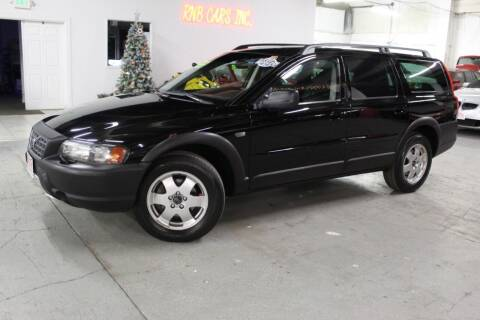 2003 Volvo XC70 for sale at R n B Cars Inc. in Denver CO