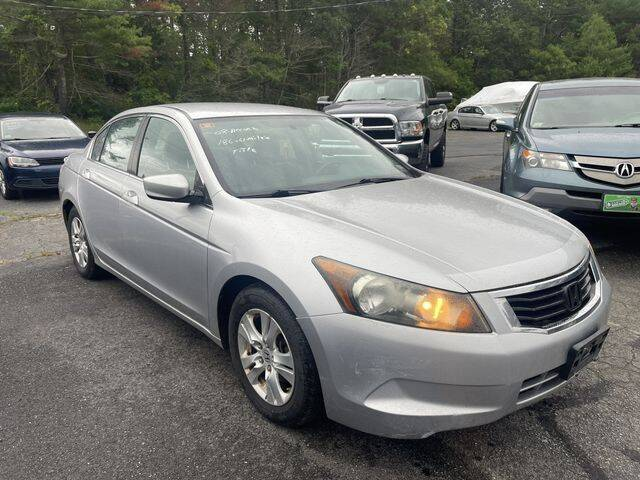 2008 Honda Accord for sale at Clear Auto Sales in Dartmouth MA