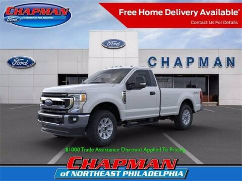2021 Ford F-250 Super Duty for sale at CHAPMAN FORD NORTHEAST PHILADELPHIA in Philadelphia PA