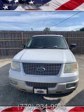 2005 Ford Expedition for sale at J D USED AUTO SALES INC in Doraville GA