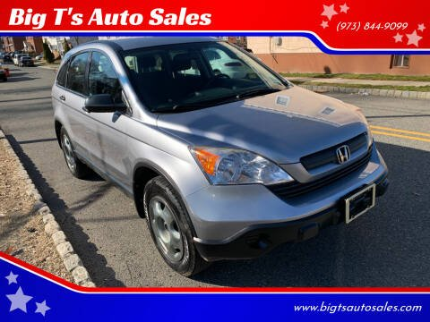 2008 Honda CR-V for sale at Big T's Auto Sales in Belleville NJ