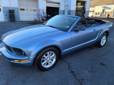 2007 Ford Mustang for sale at Driven Motors in Staunton VA