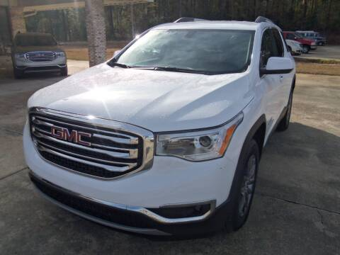2019 GMC Acadia for sale at Howell Buick GMC Nissan in Summit MS
