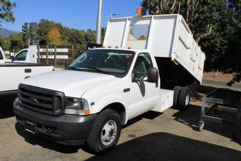 2004 Ford F-350 Super Duty for sale at Mission City Auto in Goleta CA