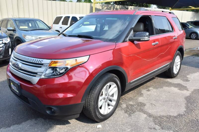 2012 Ford Explorer for sale at Midtown Motor Company in San Antonio TX