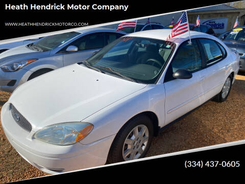 2005 Ford Taurus for sale at Heath Hendrick Motor Company in Greenville AL