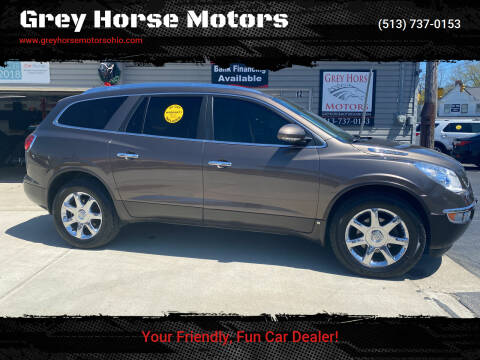 2009 Buick Enclave for sale at Grey Horse Motors in Hamilton OH