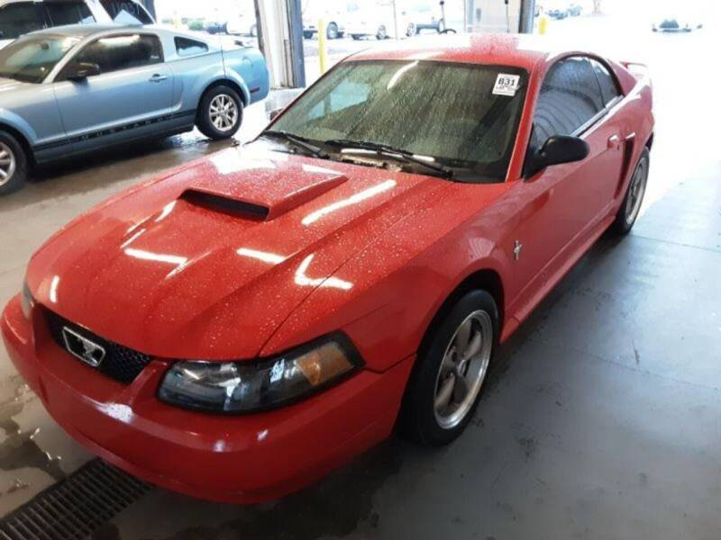 2003 Ford Mustang for sale at J & R Auto Group in Durham NC
