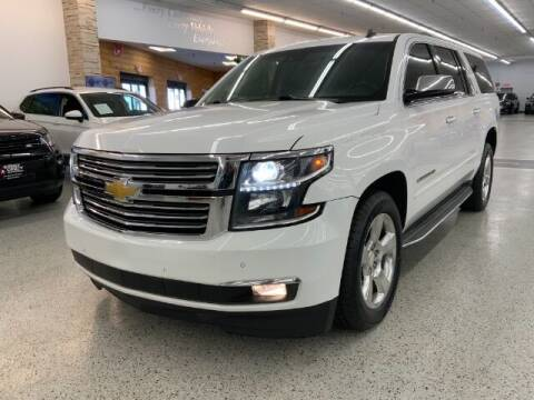 2015 Chevrolet Suburban for sale at Dixie Imports in Fairfield OH