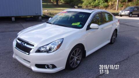2014 Subaru Legacy for sale at Allen's Pre-Owned Autos in Pennsboro WV