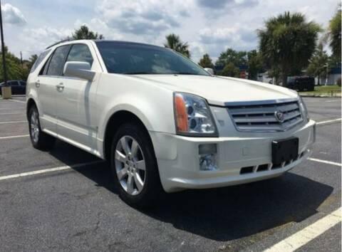2007 Cadillac SRX for sale at JacksonvilleMotorMall.com in Jacksonville FL