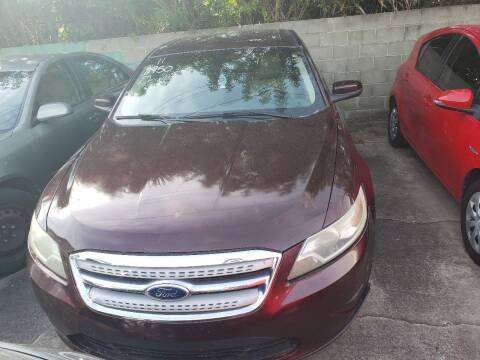 2011 Ford Taurus for sale at Track One Auto Sales in Orlando FL