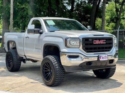 2017 GMC Sierra 1500 for sale at USA Car Sales in Houston TX