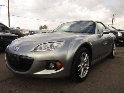 2013 Mazda MX-5 Miata for sale at Van Buren Motors in Phoenix AZ
